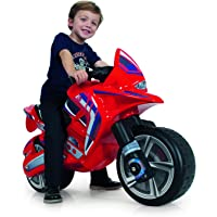 INJUSA- Moto correpasillos Hawk Color Rojo para Niños de más de 3 años (193/000)