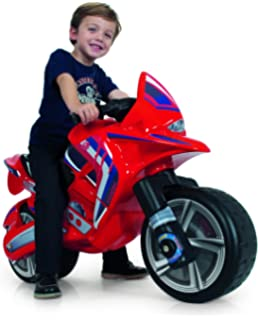 INJUSA-194 Hello Kitty Moto Correpasillos Winner, Color Amarillo ... ae27e8611102