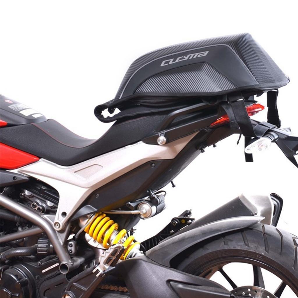 Dolity Zaino Rigido Equitazione Nessun Drag Back Pack Universale Per Moto Motociclista