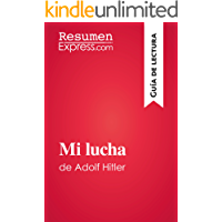 Mi lucha de Adolf Hitler (Guía de lectura):