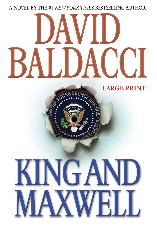 david baldacci books in order of publication