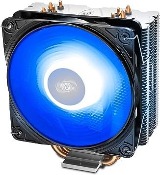 DEEP COOL GAMMAXX 400 V2, Disipador de CPU,con un CPU