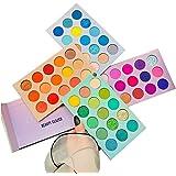 60 Colors Eyeshadow Palette, 4 in1 Color Board...