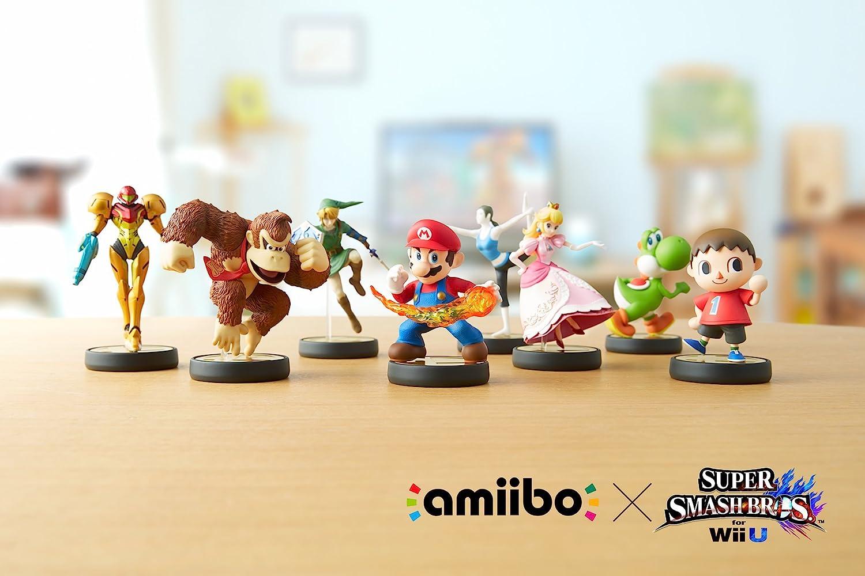 Nintendo Samus Amiibo - Figuras de acción y de colección ...