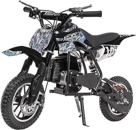 mini gas dirt bikes