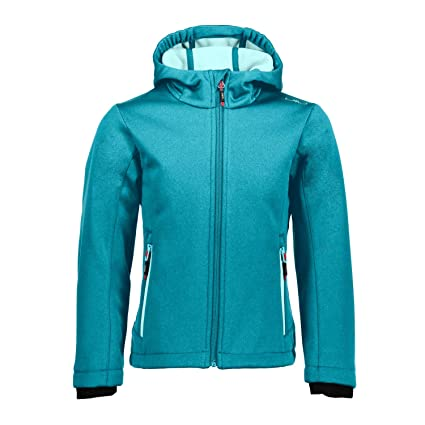 552610d9b CMP Girls' Softshell 3a29385n-m Jacket: Amazon.co.uk: Sports & Outdoors
