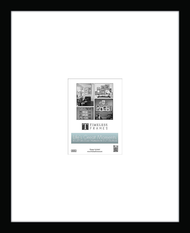Amazon.com - Timeless Frames 78317 Anna Signature Frame, Black, 16 ...