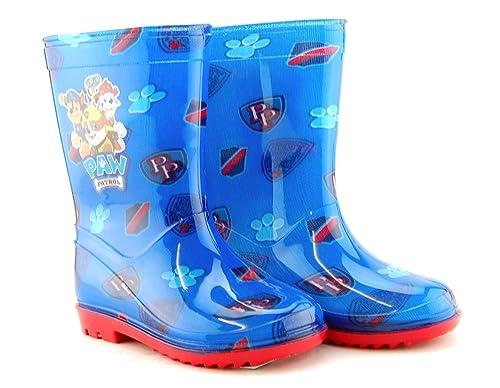 Paw Patrol Botas de Agua para Niños  Amazon.es  Zapatos y complementos 8373cbc50710f