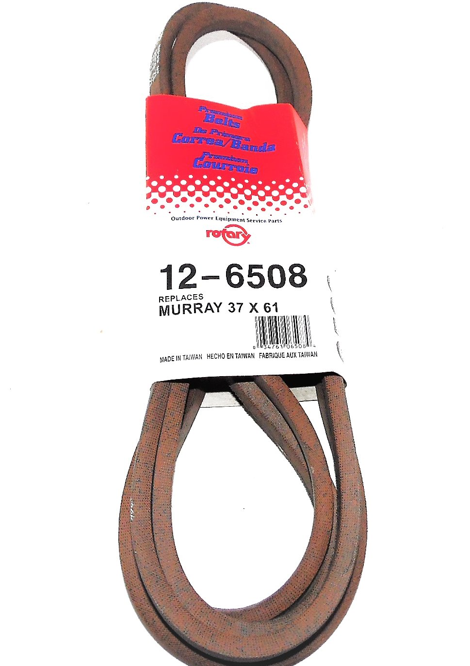 Amazon.com: Murray 6508 Motion Drive Belt sustituye Murray ...