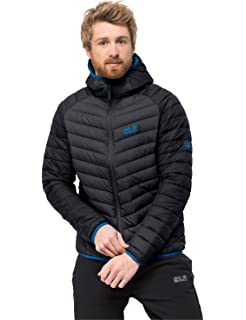 6a6e4e8c77c Jack Wolfskin Fairmont Men's Down Jacket: Amazon.co.uk: Clothing