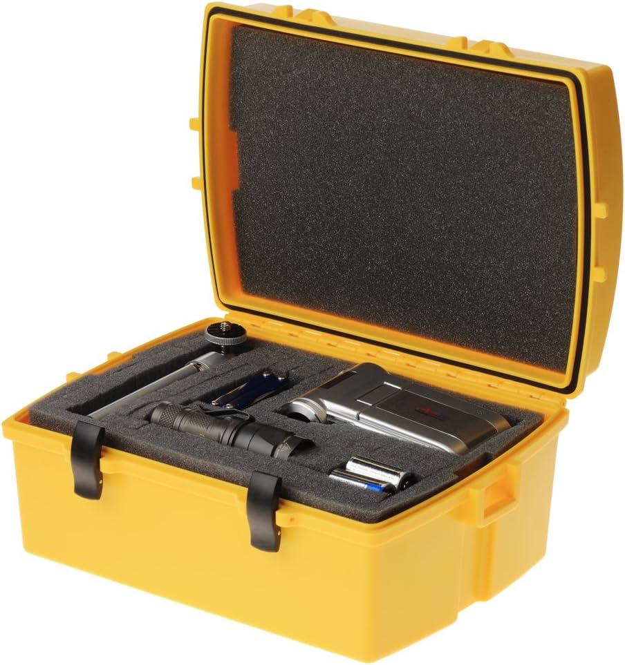 Witz Utility Locker II-Clear Lid Waterproof Case