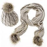 Generic - Ensemble bonnet, écharpe et gants - Fille