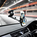 Universale 360° Air Vent mobile phone Car Holder per iPhone 8/iPhone/iPhone 6/iPhone 7/X/6plus/6s/6/5, Samsung Galaxy S6S8S7note 8/5/4/3, HTC, Nokia, LG G6, Huawei, Oppo e altri smartphone mobile phone by Pjp electronics (R)