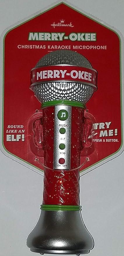 Karaoke Christmas Musical.Soundlike An Elf With Auto Tune Musical Instruments Hallmark