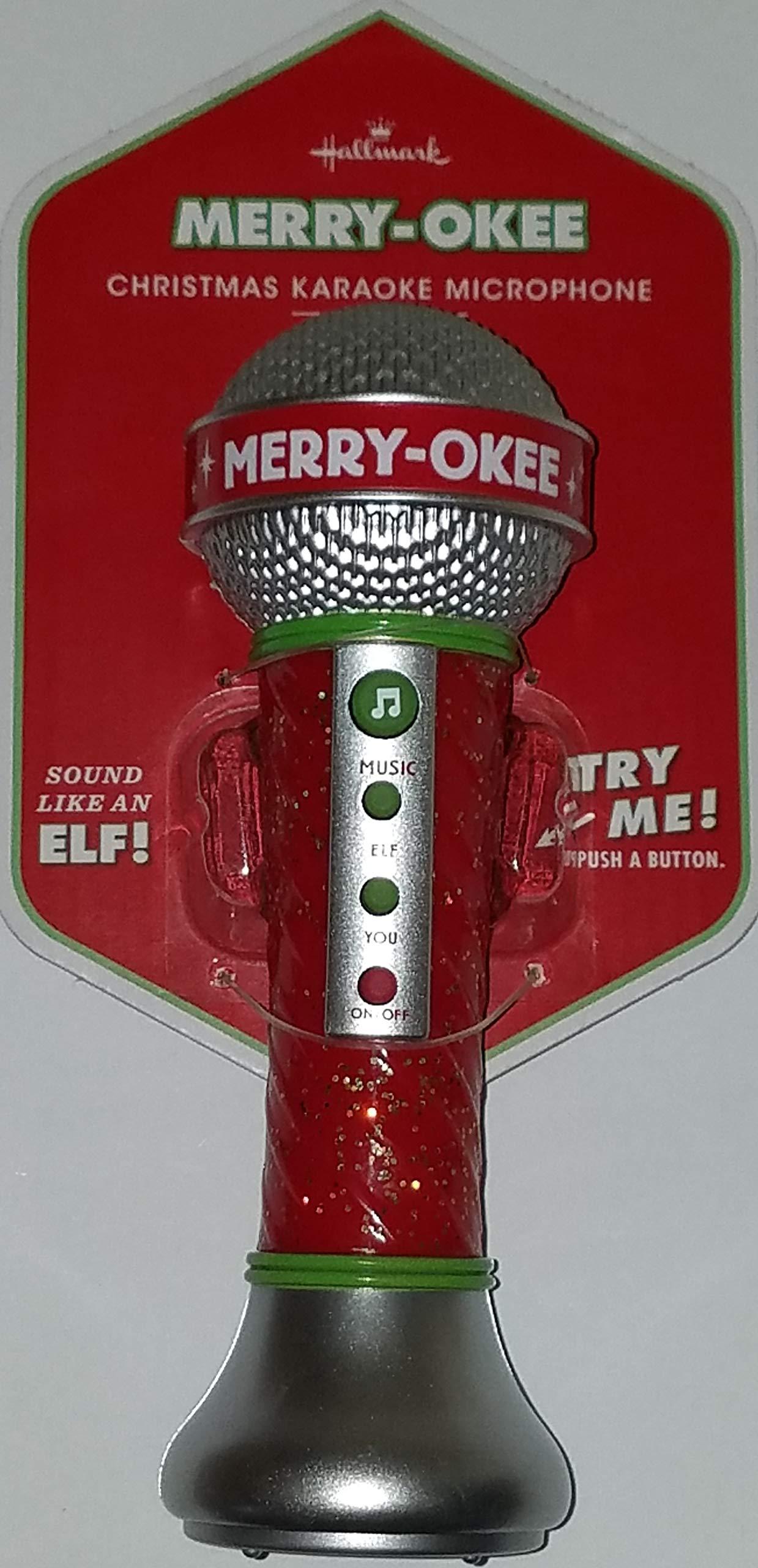 Christmas Karaoke Microphone