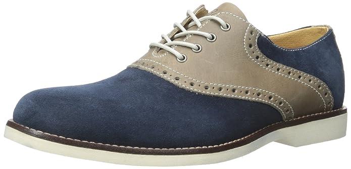 1950sStyleMensClothing Mens Parker Oxford Shoe  AT vintagedancer.com