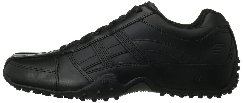 Chaussures Skechers For Work 76832 Rockland systémique Lace-up l5u3U6h
