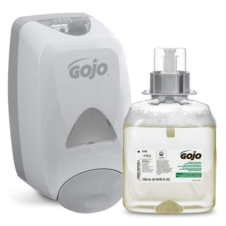 Amazon.com: GOJO - Limpiador de manos de espuma ecológica ...