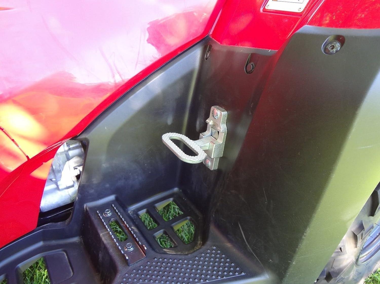 ATV Foot Rests for Rear Passenger