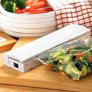 Academyus Food Saver Advanced Design Vacuum-Packaging Sealer White