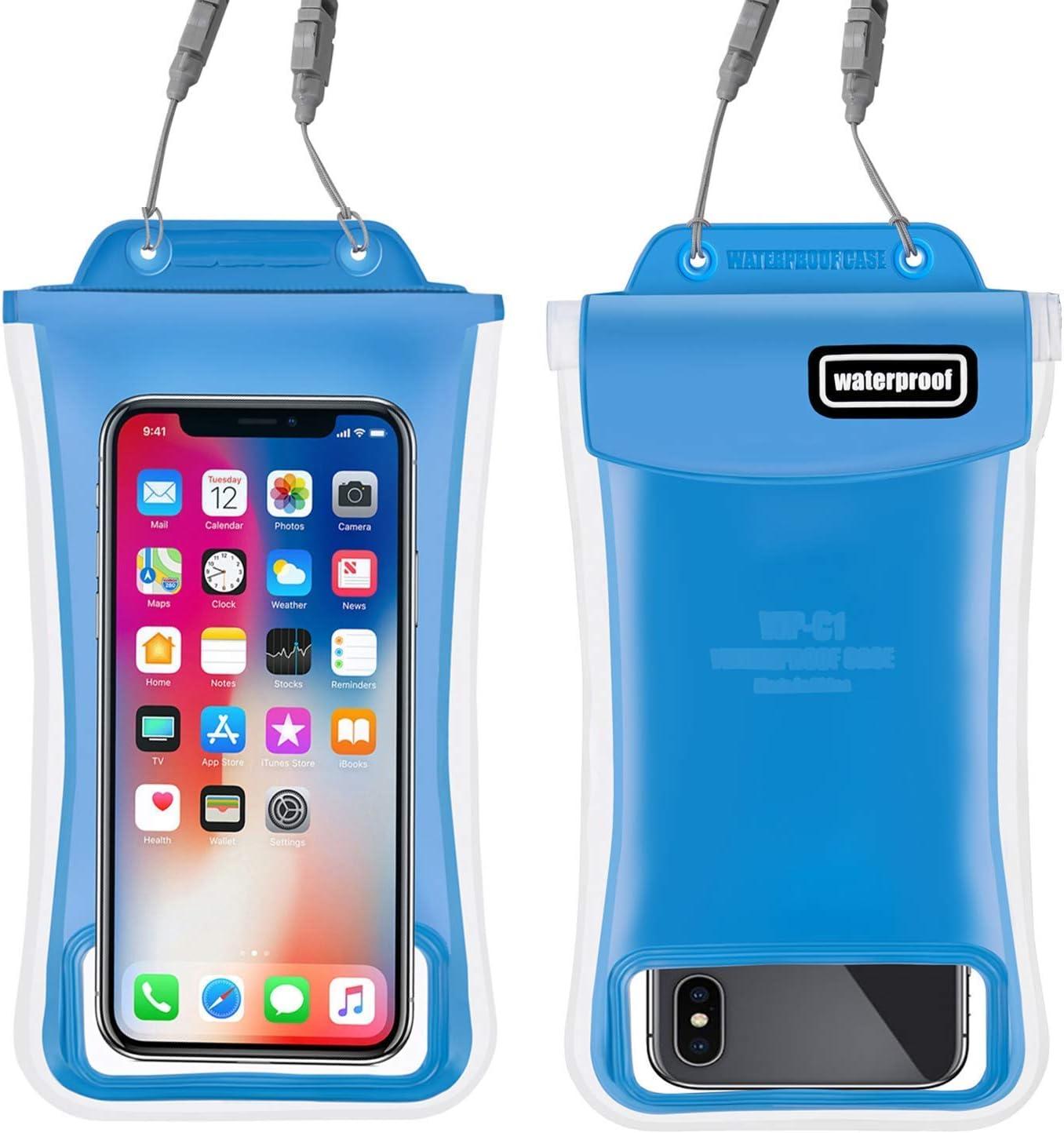 Tactix Water Resistant waterproof drybox Case Small size cel phone wallet keys