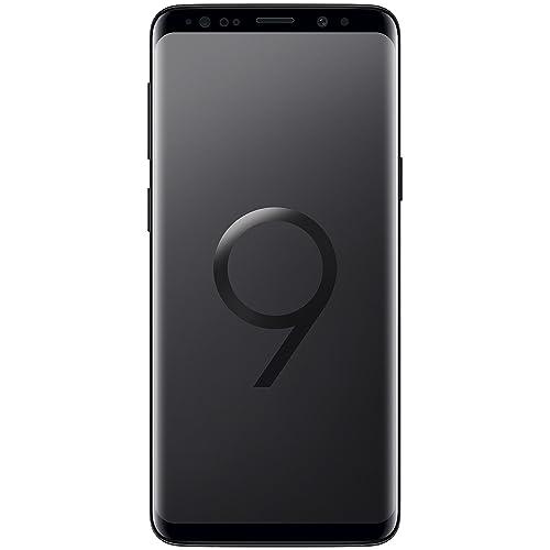Samsung SM G960F DS Smartphone Samsung Galaxy S9 5 8 Wi Fi Bluetooth 64 GB de ROM 4 GB RAM Dual SIM 12 MP Android 8 0 Oreo Negro otra versión internacional