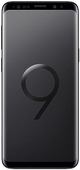 5ead5acde4 Samsung Galaxy S9 Single SIM 64GB SM-G9600 Factory Unlocked 4G Smartphone  (Midnight Black