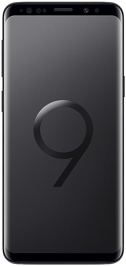 Samsung Smartphone Galaxy S9 (Single Sim) 64GB UK Version - Midnight Black