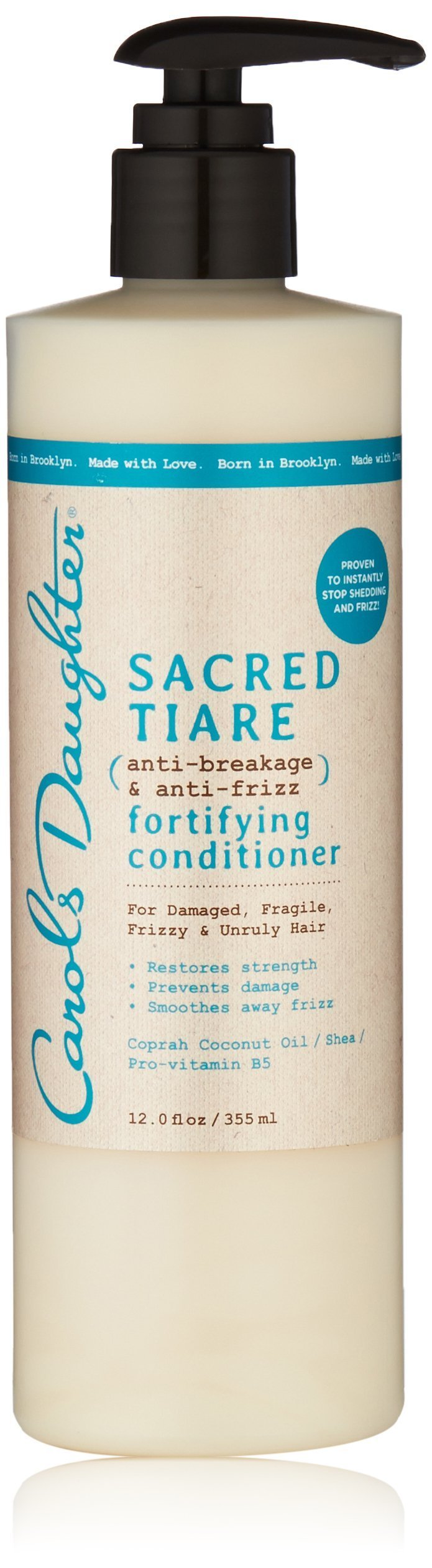 Carol's Daughter Sacred Tiare Fortifying Conditioner, 12 fl oz (Packaging May Vary)