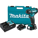 Makita CT226 12V Max CXT 2 Speed Li-Ion Cordless Impact Drill Driver Combo New