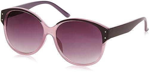 Sunoptic – Occhiali da sole, Donna, Viola (Purple (Black/Lilac)), Taglia unica