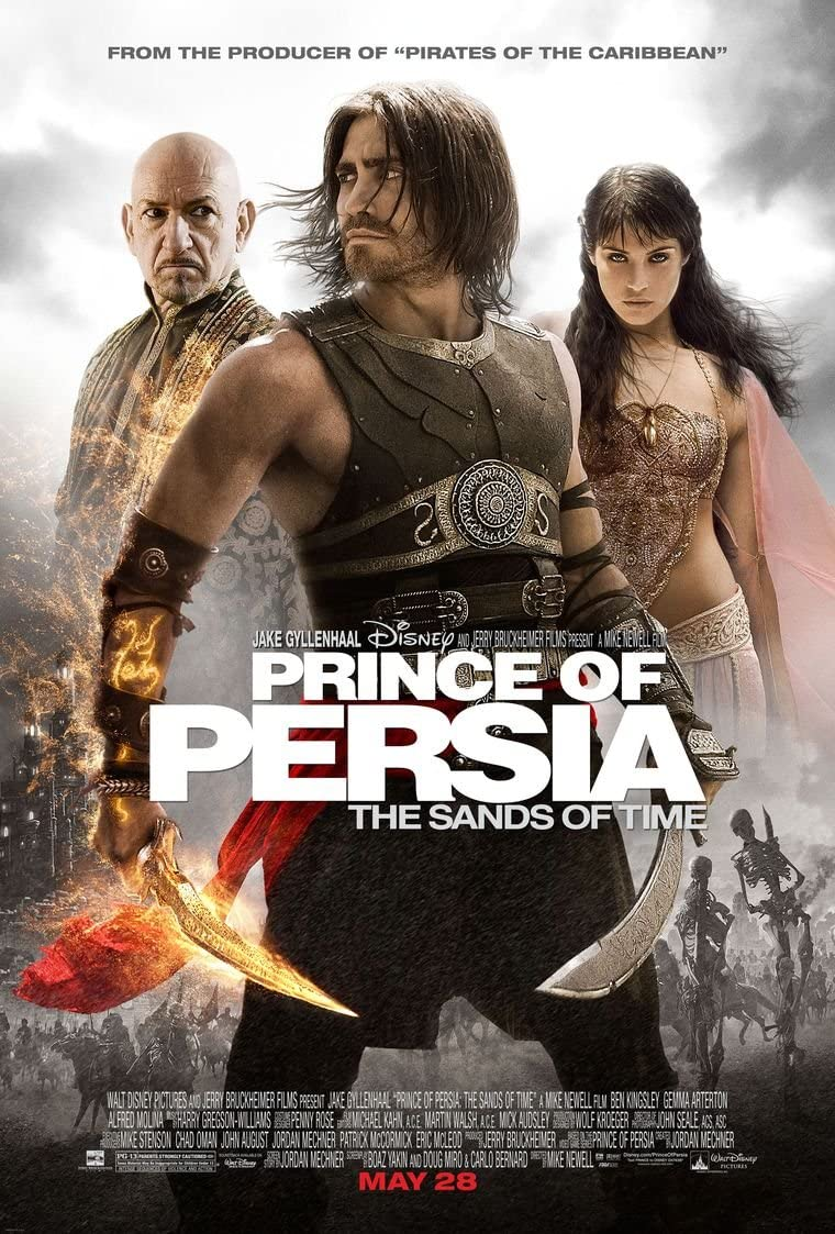Prince Of Persia The Sands Of Time Movie Poster 18'' X 28''