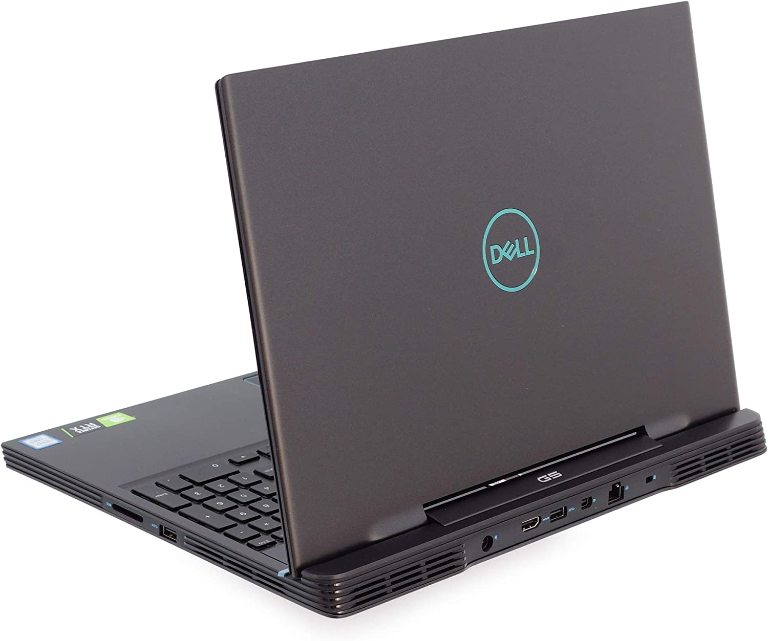 "Dell G5 VR Ready Gaming Laptop, Intel i7-9750H, NVIDIA RTX 2060, 15.6"" FHD 144Hz, 32GB RAM, 1TB NVMe SSD, 6-Cores up to 4.50 GHz, Backlit, HDMI 2.0, 5"