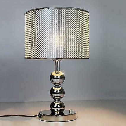 XIANGYU lámpara de mesa-lámpara de noche E27 lámpara de ...