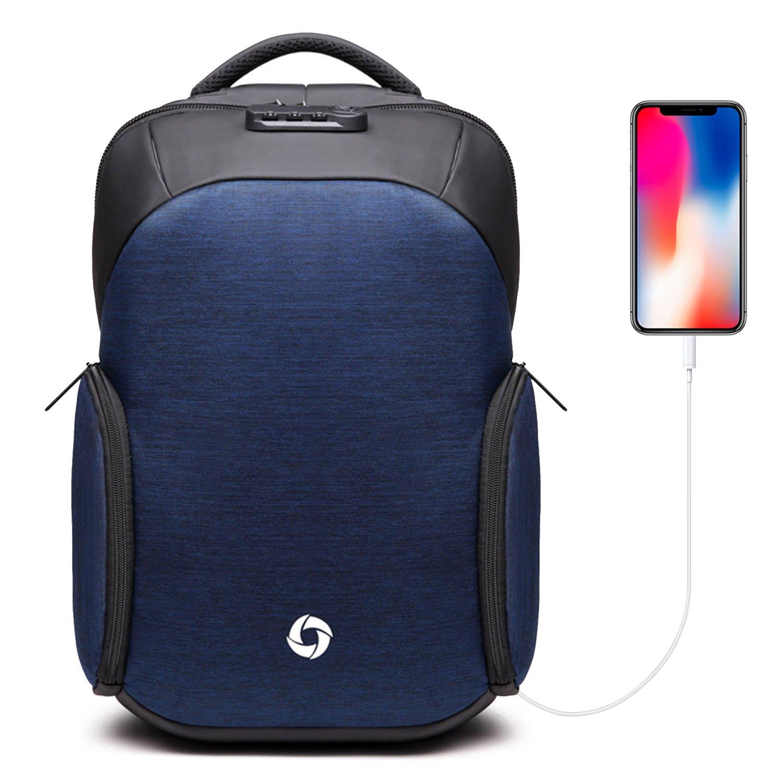 Mupack Anti-Diebstahl Laptop Rucksack