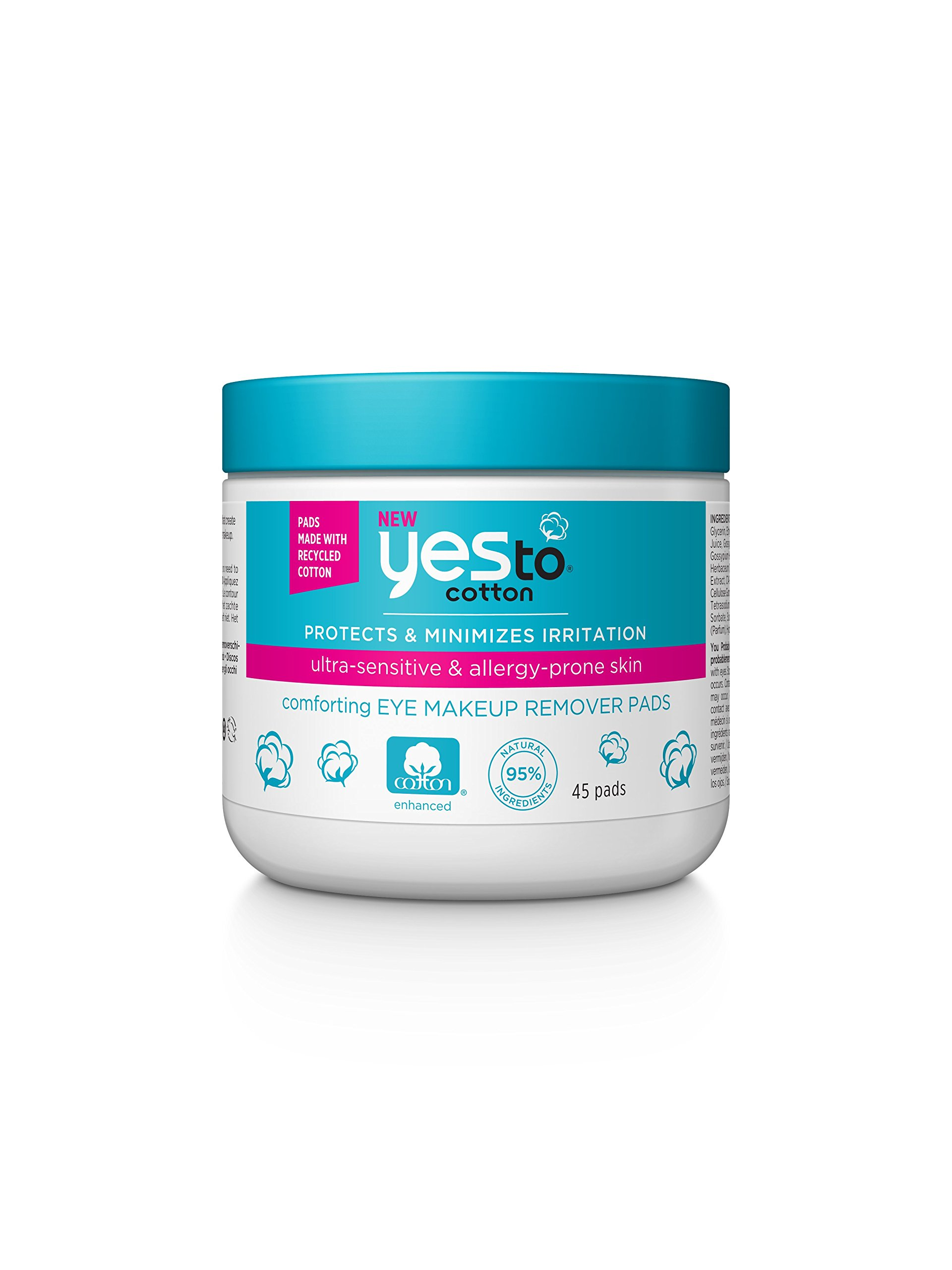 Cotton Comforting Mud Mask by yes to #8