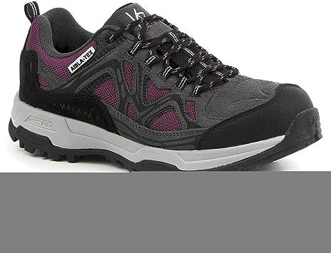 Joma TK himlw 710 Zapatillas Trekking TK.Himalaya Lady 710 Nero-Fucsia: Amazon.es: Zapatos y complementos
