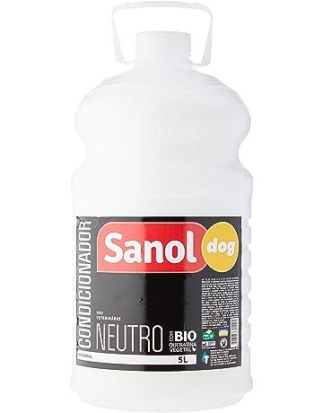Image result for Condicionador Neutro para Cães e Gatos Sanol Dog - 5 Litros