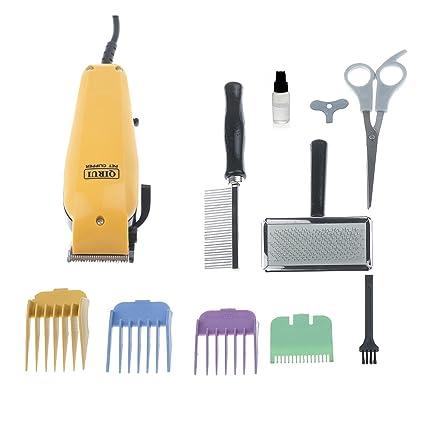 278414143 Vinteky® 12W Máquina Cortapelo para Perros/ Mascota, Máquina para cortar el  pelo, Esquilador Profesional y ...