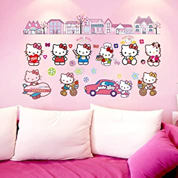 Wall Decals Paper Removable Stickers Home Living Dinning Room Bedroom  Kitchen Decoration Art Murals DIY Stick