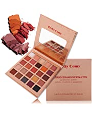 Eyeshadow Palette 25 Colors Eye Shadow Powder Make Up Waterproof Eye Shadow Palette Cosmetics by Pretty Comy