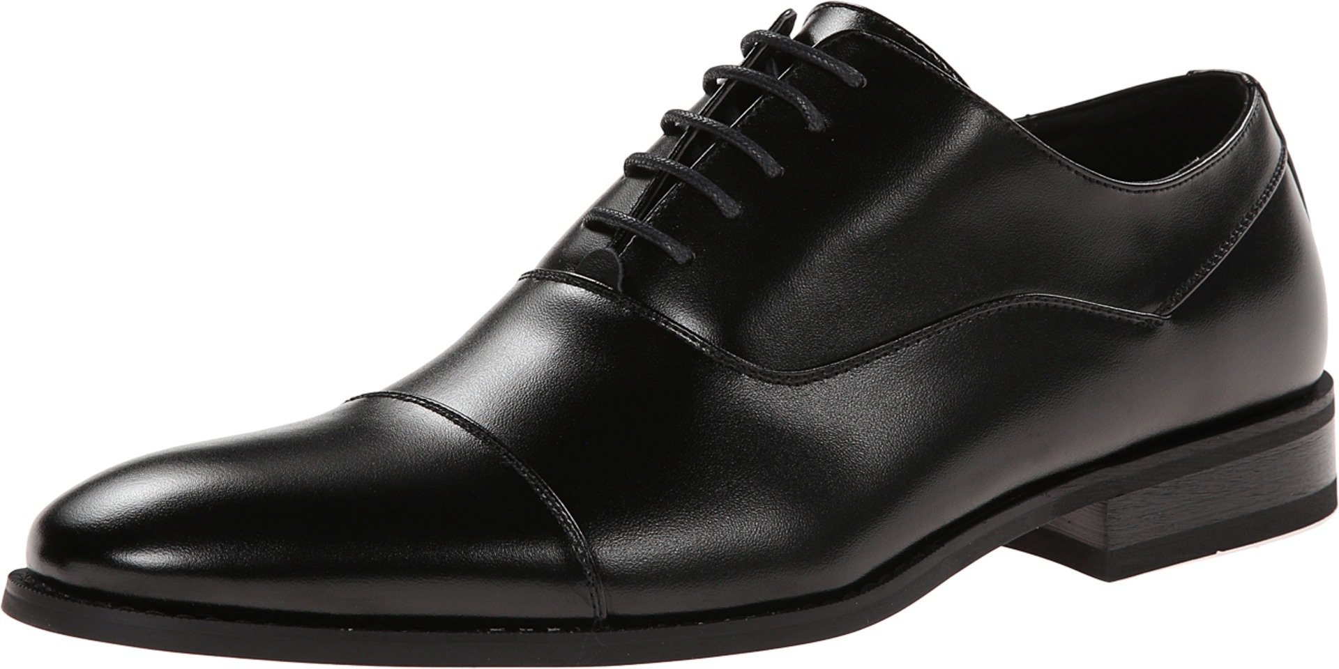 Kenneth Cole Unlisted Men's Half Time Oxford, Black, 10.5 M US by Unlisted by Kenneth Cole
