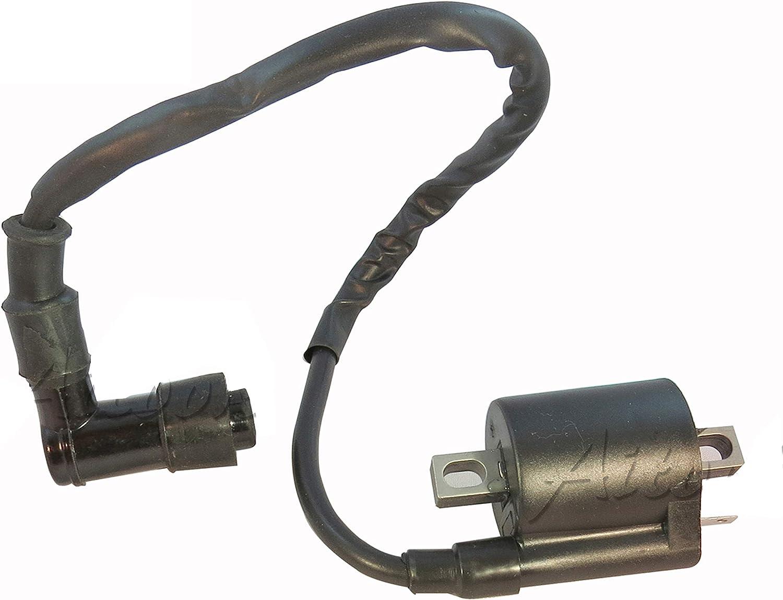 Aitook Ignition Coil for Honda ATC185 ATC 185S 3 Wheeler 1980 1981 1982 1983 1984