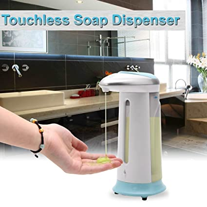Buy Vmore Automatic Battery Operated Sensor Touchless Soap Magic