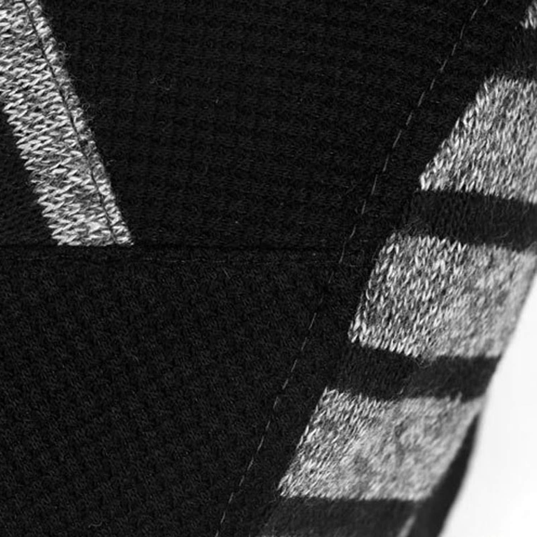 Vintage Knitted Wool Beret hat Patchwork Striped Flatcap Newsboy Cap