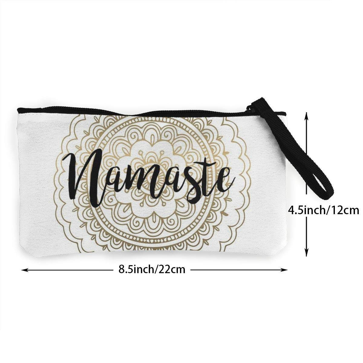 Yamini Namaste Cute Looking Coin Purse Small and Exquisite Going Out to Carry Purse
