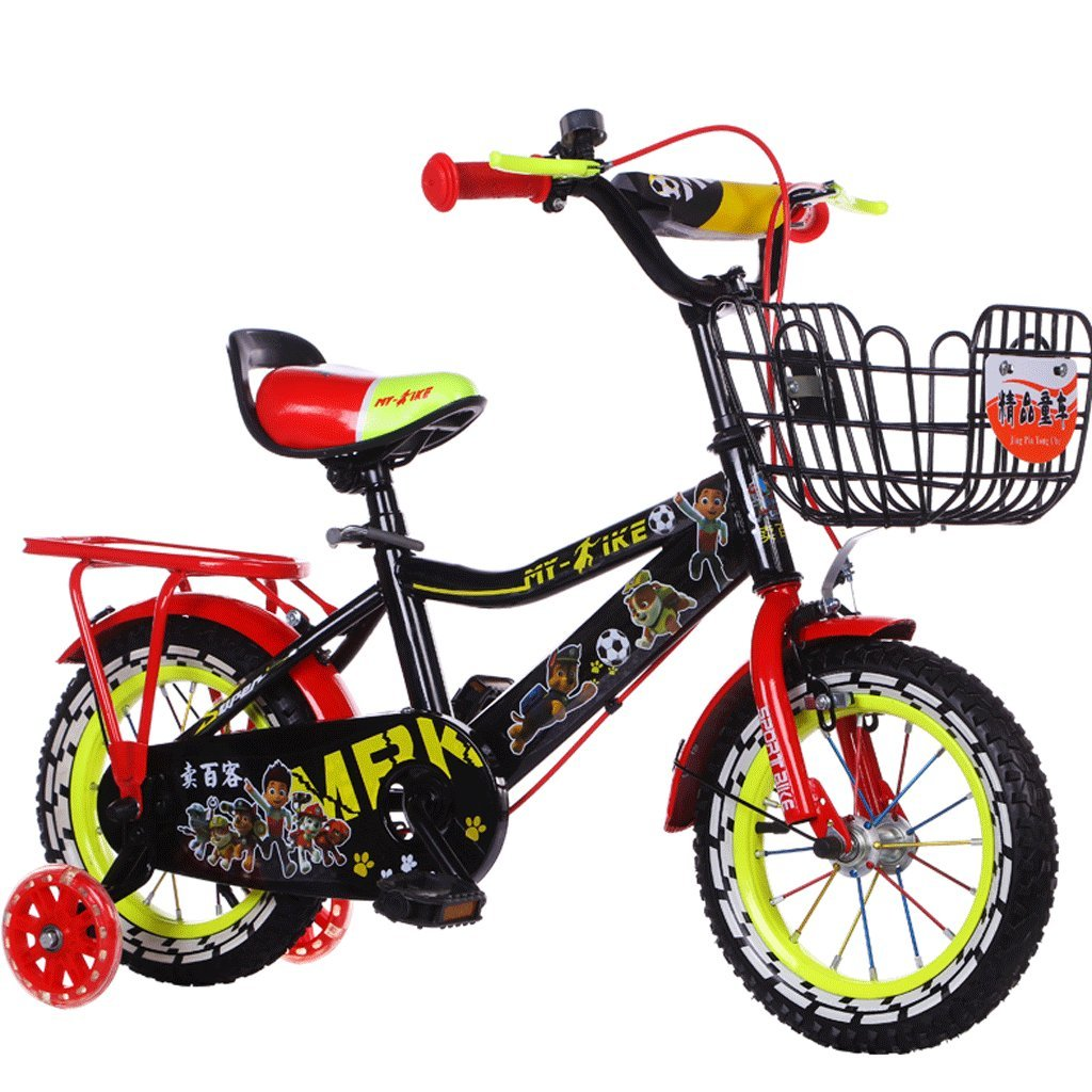 DGF 子供用自転車ベビー用自転車2-13歳のベビー用ベビーカー (サイズ さいず : 14 inches) B07F1V9JV514 inches
