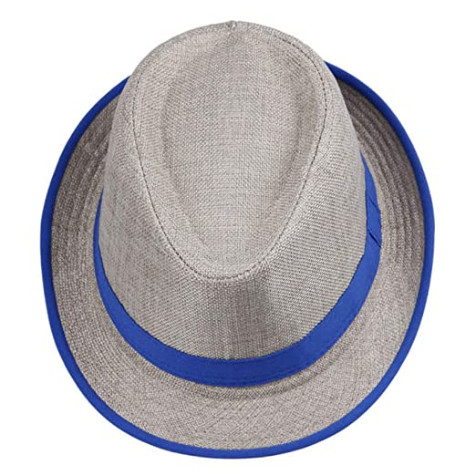 zlhcich Sombrero de Playa Moda Sombrero de Playa Moda Sol RAS ...