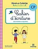 Cahier d'écriture Rémi et Colette CP