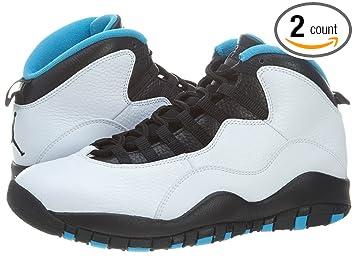 best website 53663 64384 Jordan Nike Air Retro 10 Powder Blue